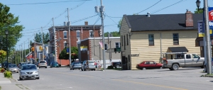 Hastings downtown street