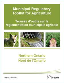 Mun reg toolkit for ag