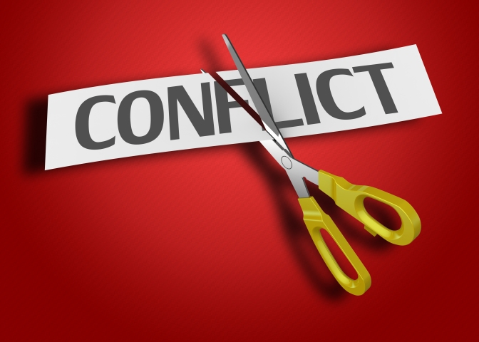 Resolving Conflict in Your Organization
