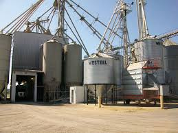 Co-op feed mill Verner