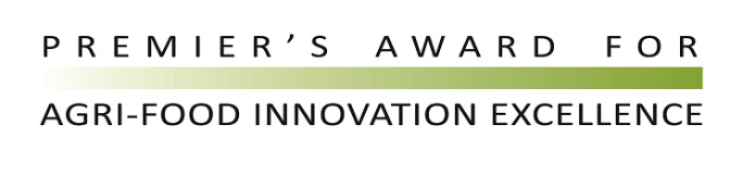 The Premier's Award For Agri-Food Innovation Excellence Program is Accepting Applications