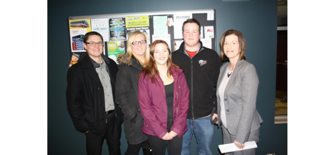 Driving the conversation forward with youth in Perth County