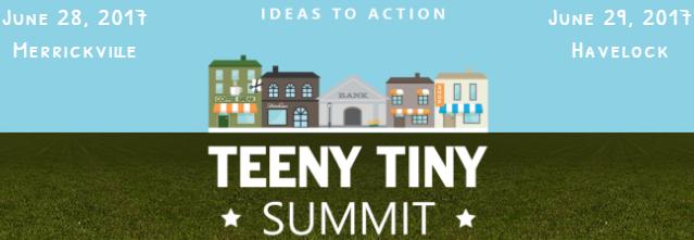 Three reasons to attend the 2017 Teeny Tiny Summit