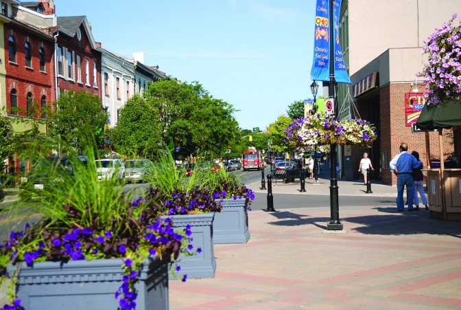 Understanding the Benefits of a Downtown Revitalization Program