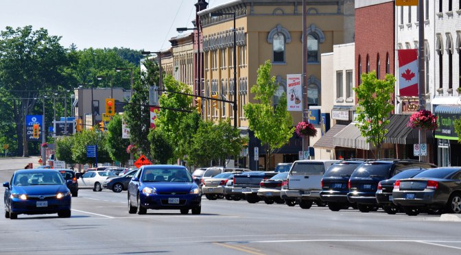 Best Practices for Downtown Revitalization