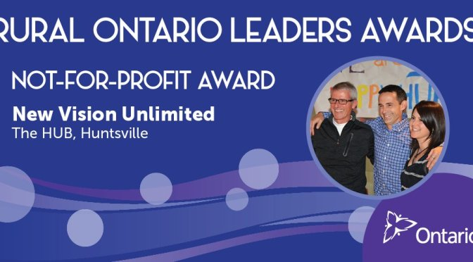 Rural Ontario Leaders Award Winner: New Vision Unlimited