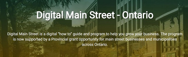 Digital Main Street Launches Grant Program