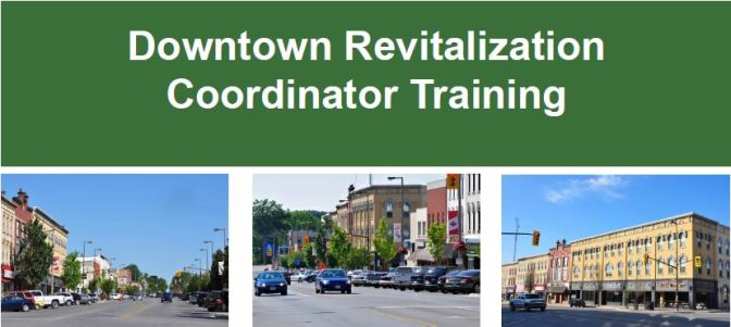 Want to Learn About Downtown Revitalization? Training on Nov 6 & 7 in Lindsay