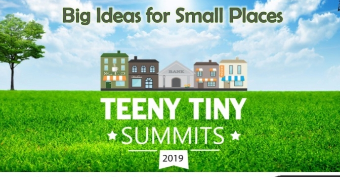 Teeny Tiny Summits to be Held Across Ontario