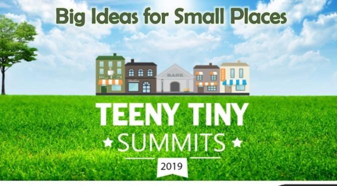 Teeny Tiny Summits to be Held Across Ontario