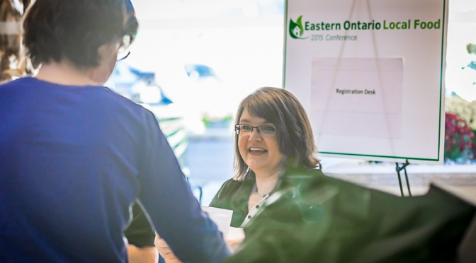 Attend the 2019 Eastern Ontario Local Food Conference!