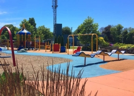 Southampton accessible park equipment