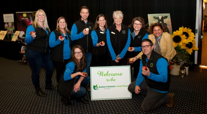 Food, fun and friendship at the 2019 Eastern Ontario Local Food Conference