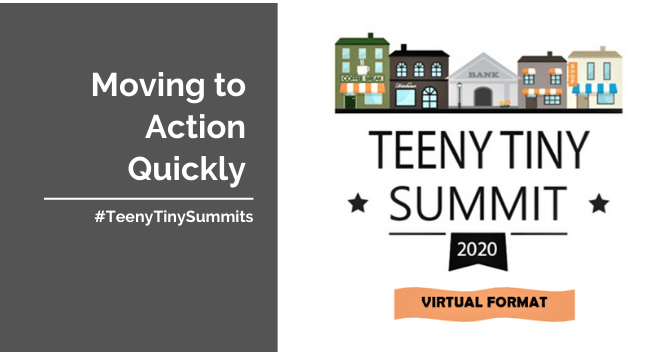 Teeny Tiny Summit – Creatively Bringing Community Together