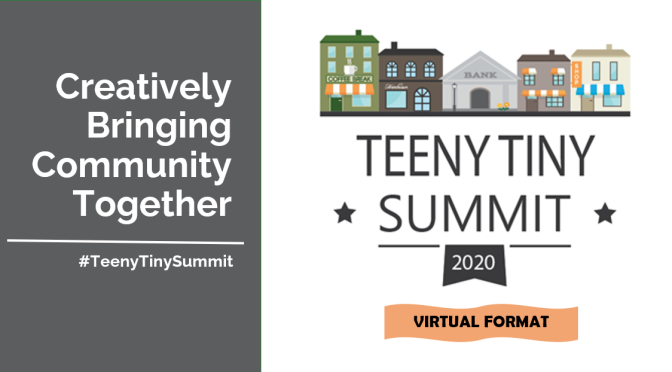 Teeny Tiny Summit – Creatively Bringing Communities Together Recap