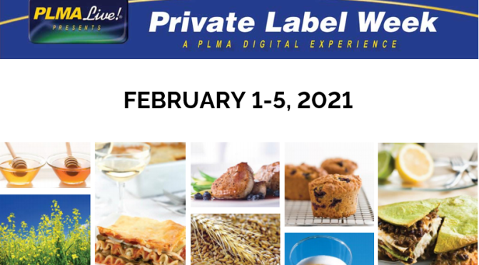 Learn About How Your food Business Can Be Part of the PLMA Week Virtual Trade Show
