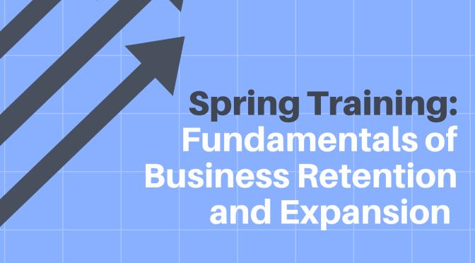 Register Now: Spring 2021 BR+E Coordinator Training